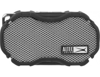 50% off Altec Lansing Baby Boom Portable Bluetooth Speaker