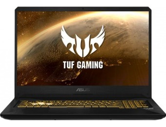 "$300 off ASUS FX705DT 17.3"" Gaming Laptop - Ryzen 7, GTX 1650"