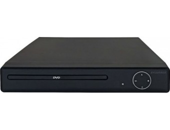 $10 off Sylvania DVD Player with MP3 Playback/JPEG Viewer