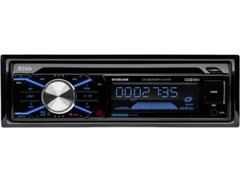 50% off BOSS Audio In-Dash CD/DM Receiver - Built-in Bluetooth