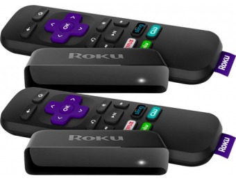 25% off Roku Two Express Streaming Media Players w/ Remote