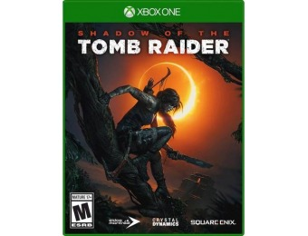 67% off Shadow of the Tomb Raider - Xbox One