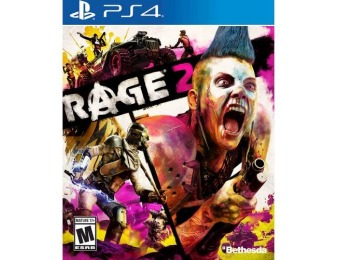 83% off RAGE 2 - PlayStation 4