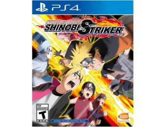 67% off Naruto to Boruto: Shinobi Striker - PlayStation 4
