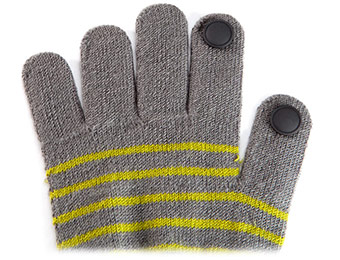 79% off Digits Conductive Glove Pins (4 Pack)
