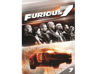 67% off Furious 7 (DVD)