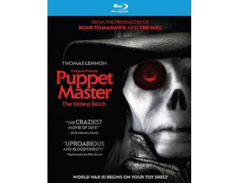 40% off Puppet Master: The Littlest Reich (Blu-ray)