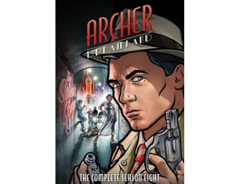 64% off Archer: Season 8 (DVD)