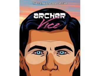 78% off Archer: Season 5 (Blu-ray)