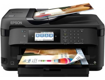$120 off Epson WorkForce WF-7710 Wireless All-In-One Printer