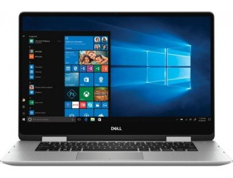 "$330 off Dell Inspiron 2-in-1 15.6"" Touch-Screen Laptop"