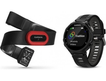$200 off Garmin Forerunner 735XT Smartwatch Run Bundle