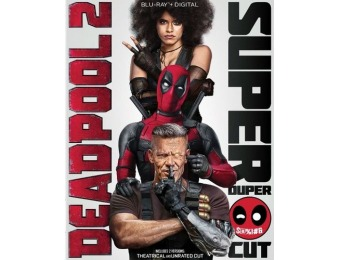 46% off Deadpool 2 (Blu-ray)