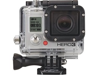 $80 off GoPro HD Hero3: Black Edition Action Camera