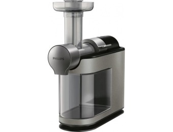 $200 off Philips Avance Collection Masticating Juice Extractor