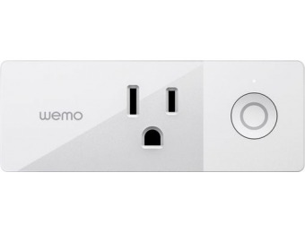 51% off Wemo Mini WiFi Smart Plug