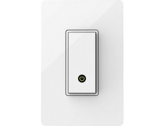 44% off Wemo Light Switch
