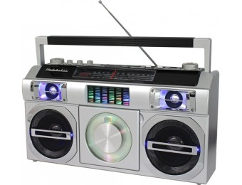 50% off Studebaker Master Blaster CD/AM/FM Boombox
