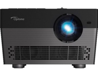 $600 off OptomaUHL55 4K Wireless Smart DLP Projector