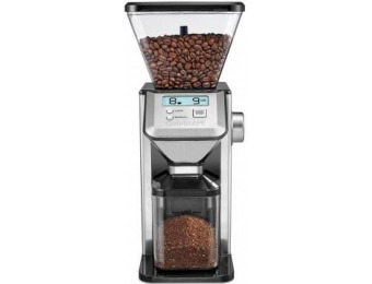 $94 off Cuisinart Deluxe Stainless Steel Conical Coffee Grinder