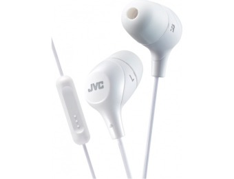 50% off JVC Marshmallow Wired In-Ear Headphones
