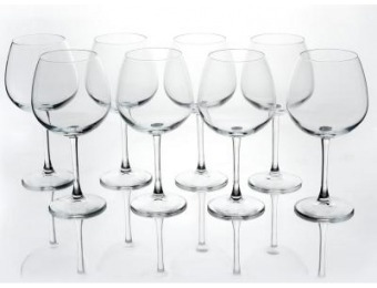69% off Pasabahce Enoteca 19.3 fl. oz. Red Wine Glass (8-Pack)