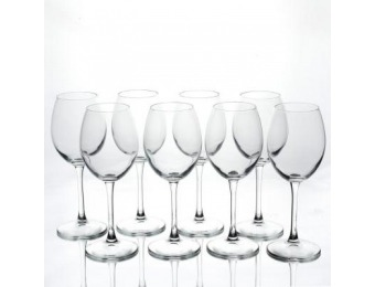 69% off Pasabahce Enoteca White Wine Glass (8-Pack)