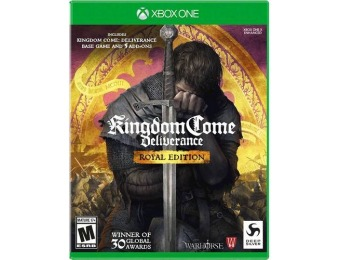 38% off Kingdom Come: Deliverance Royal Edition - Xbox One