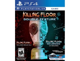 38% off Killing Floor: Double Feature - PlayStation 4