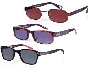 79%-86% off Tumi Carbon Fiber Polarized Sunglasses (13 styles)