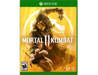 33% off Mortal Kombat 11 - Xbox One
