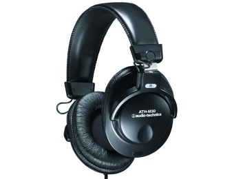 $75 off Audio-Technica ATH-M30 Pro Studio Monitor Headphones