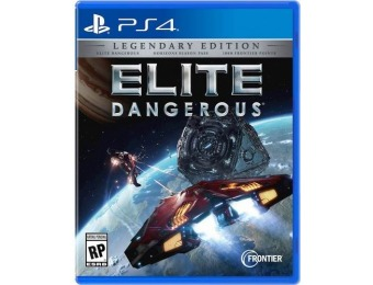 40% off Elite Dangerous Legendary Edition - PlayStation 4