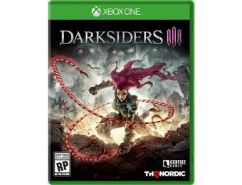 90% off Darksiders III - Xbox One