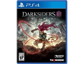 50% off Darksiders III - PlayStation 4