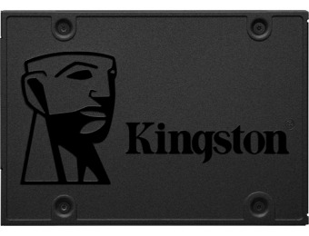 72% off Kingston A400 240GB Internal SATA SSD