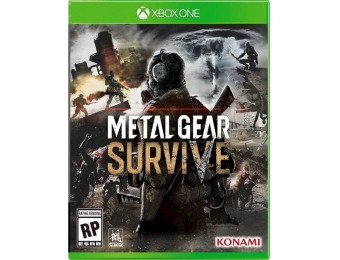 50% off Metal Gear Survive - Xbox One