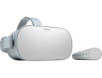 $40 off Oculus Go 64GB Stand-Alone Virtual Reality Headset