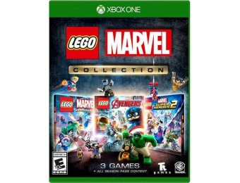 75% off LEGO Marvel Collection - Xbox One