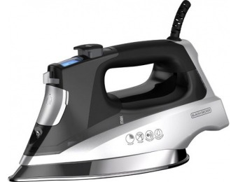 60% off Black & Decker Allure Professional Steam Iron