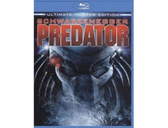 50% off Predator [Ultimate Hunter Edition] Blu-ray