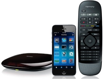 $72 off Logitech Harmony Smart Control Simple Remote