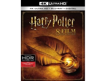 $130 off Harry Potter Collection (4K Ultra HD Blu-ray)