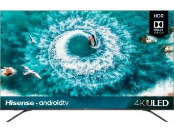 "$70 off Hisense 50"" LED H8F Series Smart 4K UHD TV with HDR"