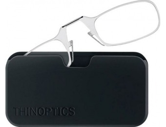 25% off ThinOPTICS Headline 2.0 Strength Glasses with Universal Pod