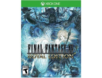 60% off Final Fantasy XV: Royal Edition - Xbox One