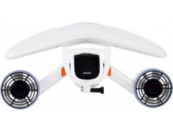 $150 off Sublue WhiteShark Mix Underwater Scooter