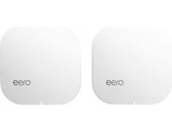 $161 off eero Pro Mesh WiFi System (2 eeros), 2nd Generation