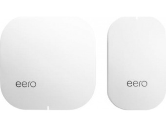 $149 off eero Mesh WiFi System (1 eero + 1 eero Beacon), 2nd Gen