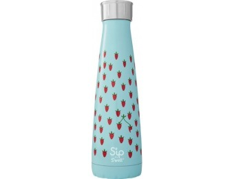 50% off S'ip by S'well 15-Oz. Water Bottle - Strawberry